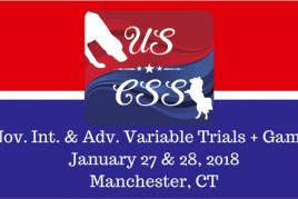 January 27 & 28, 2018 Manchester, CT