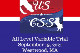 September 19, 2021- Westwood, MA
