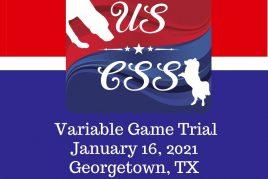 January 16, 2021 - Georgetown, TX