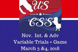 March 3 & 4, 2018 Claremont, CA