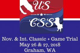 May 26 & 27, 2018 Graham, WA