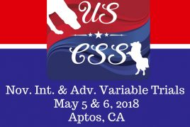 May 5 & 6, 2018, Aptos, CA