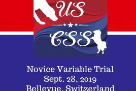 Sept. 28, 2019  Bellevue, Switzerland