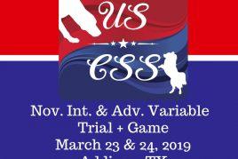 Mar. 23 & 24, 2019 Addison, TX