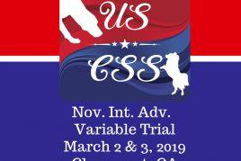 March 2 & 3, 2019 Claremont, CA