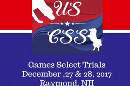 December 27 & 28, 2017 Raymond, NH