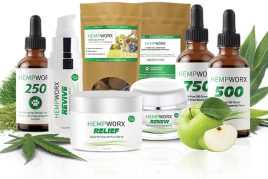 HempWorx - CBD Products